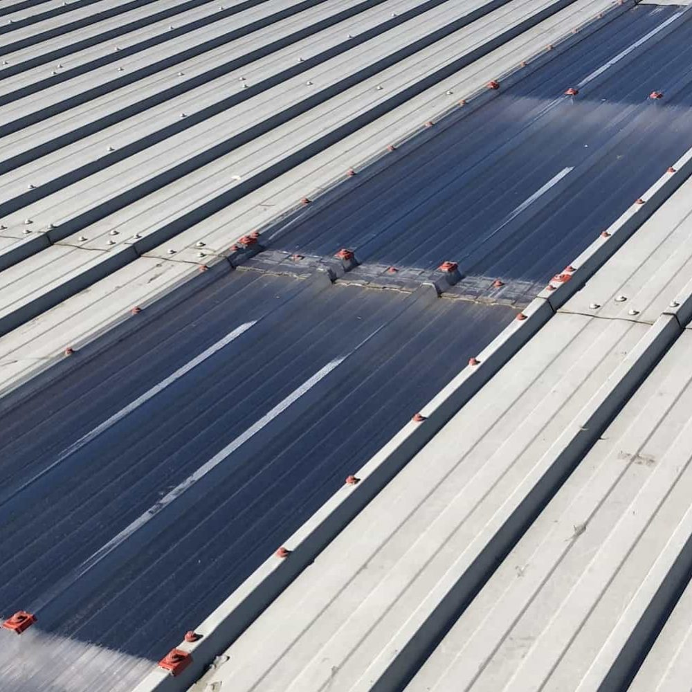 Industrial Roof Cladding, Kingspan - All Seasons Industrial Roofing