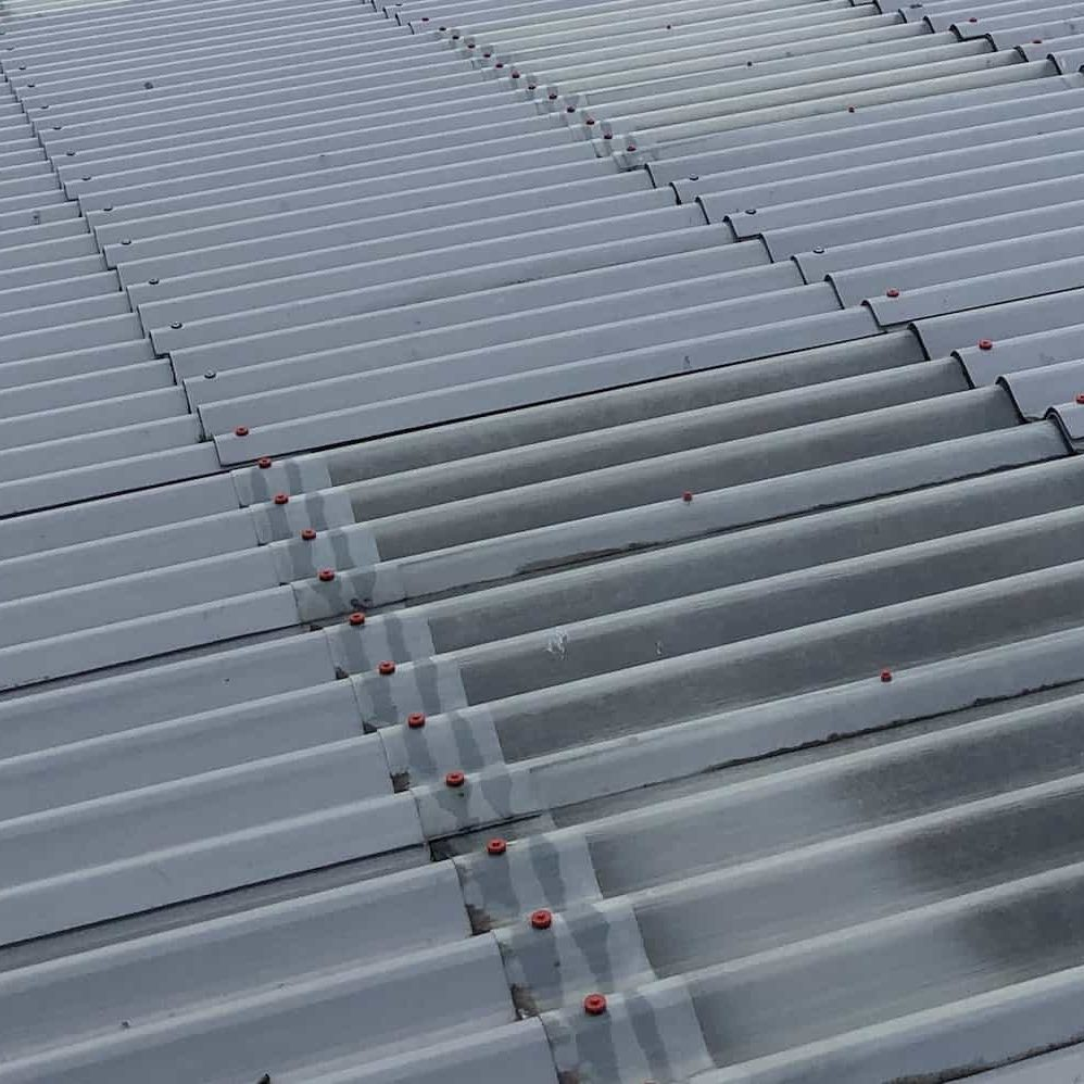 Industrial Roof Glazing Systems GRP - All Seasons Industrial Roofing