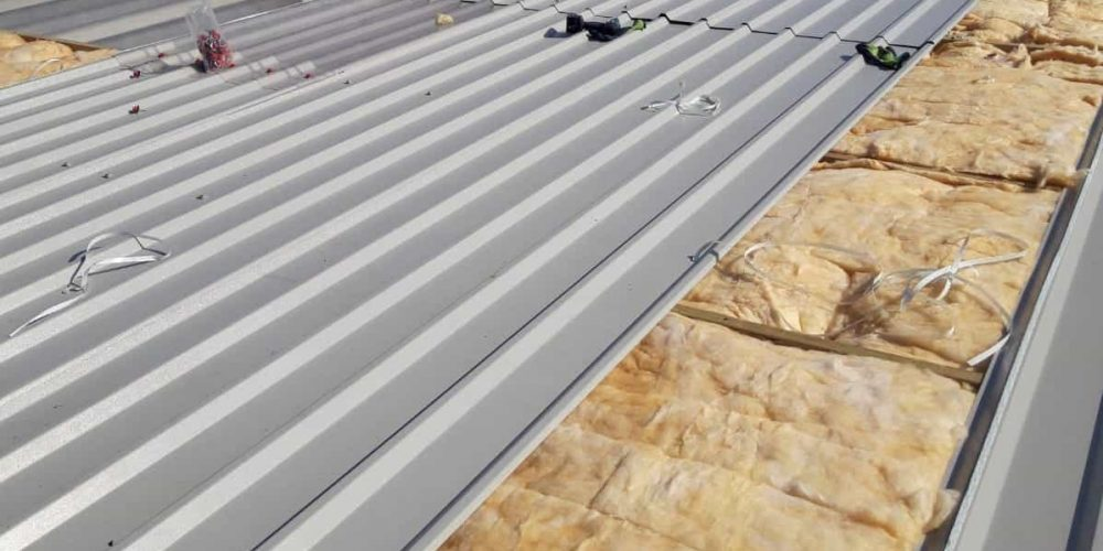 Asbestos Roof Repairs - All Seasons Industrial Roofing