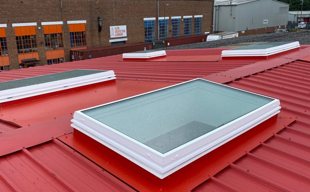 Pepes Piri Piri Rickmansworth new roof - All Seasons Industrial Roofing