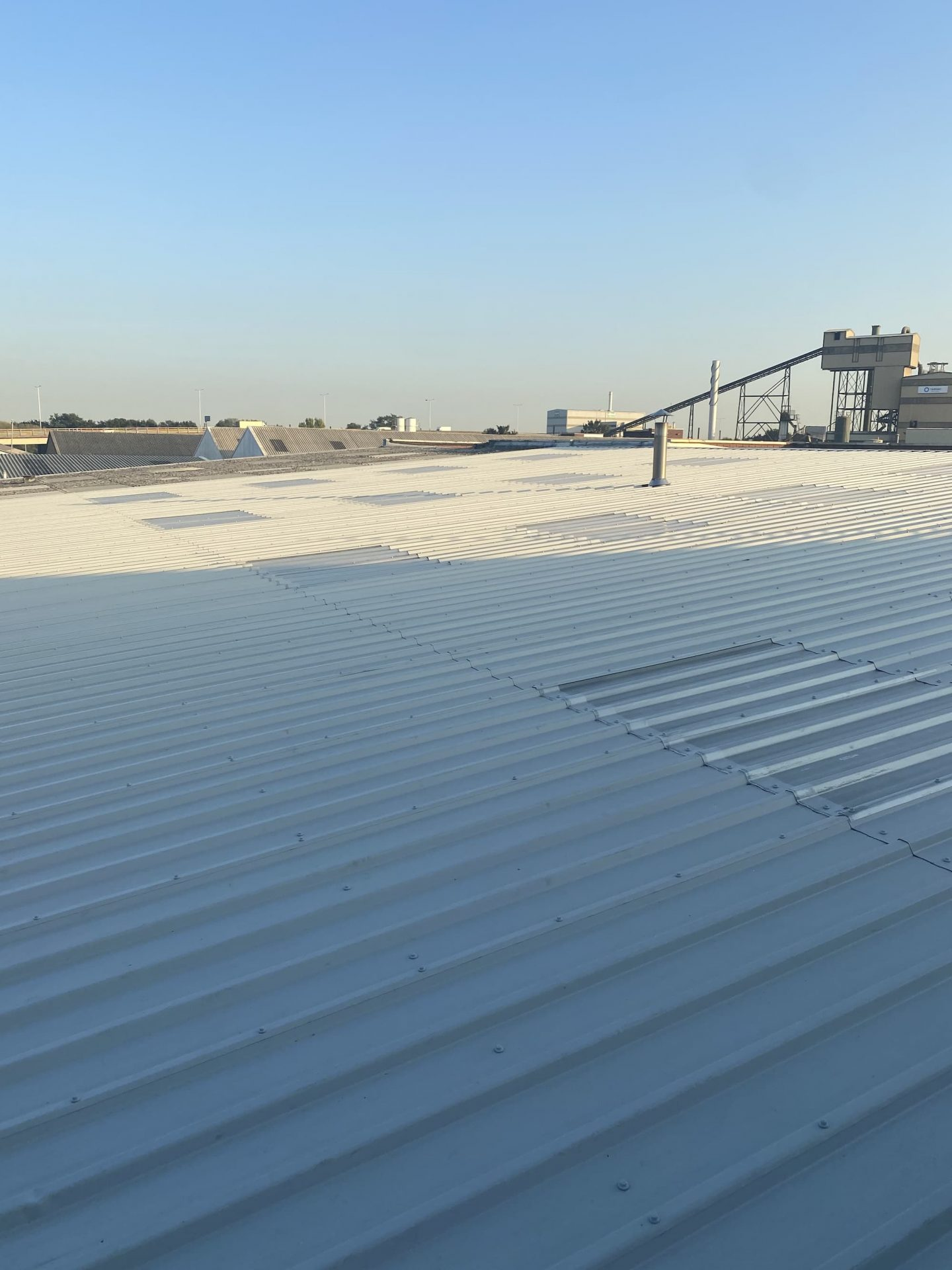 New Roof Before & Afters 4 - All Seasons Industrial Roofing