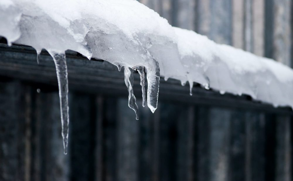 Main causes of winter roof leaks - All Seasons Industrial Roofing