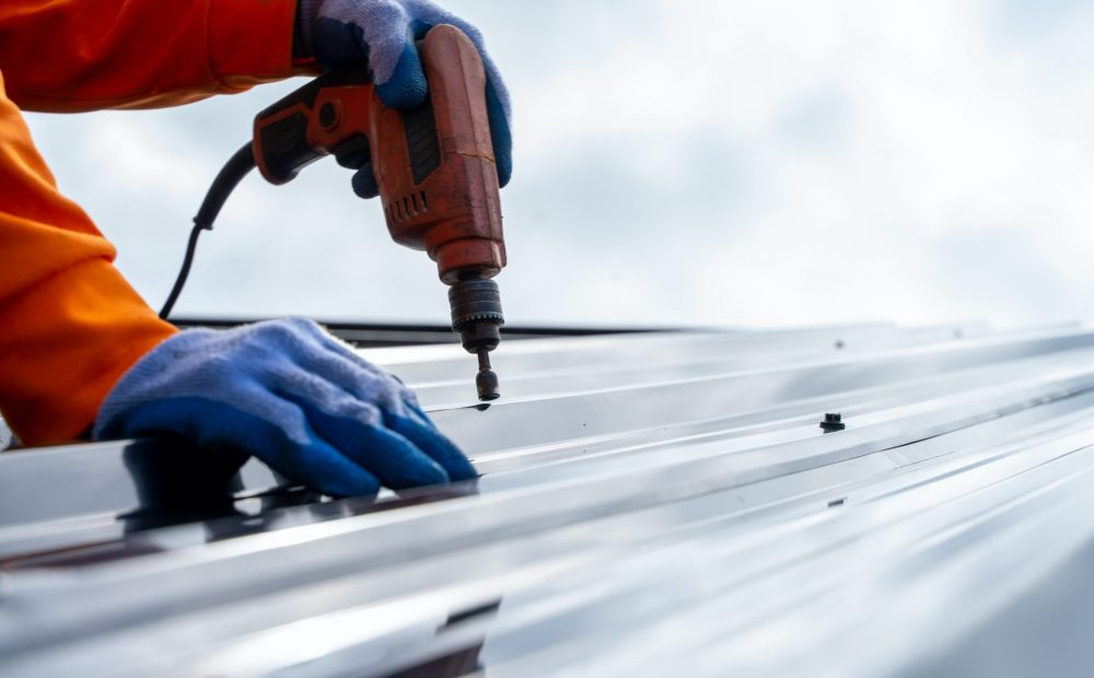 Maintaining your commercial property roof - All Seasons Industrial Roofing